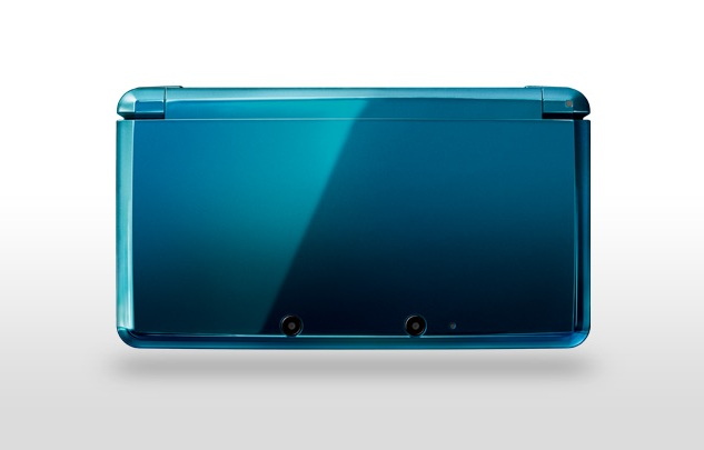 3DS Case Closed - Blue