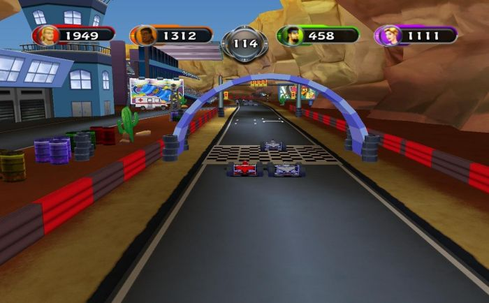 101 Megamix Wii 101 in 1 Sports Party Megamix