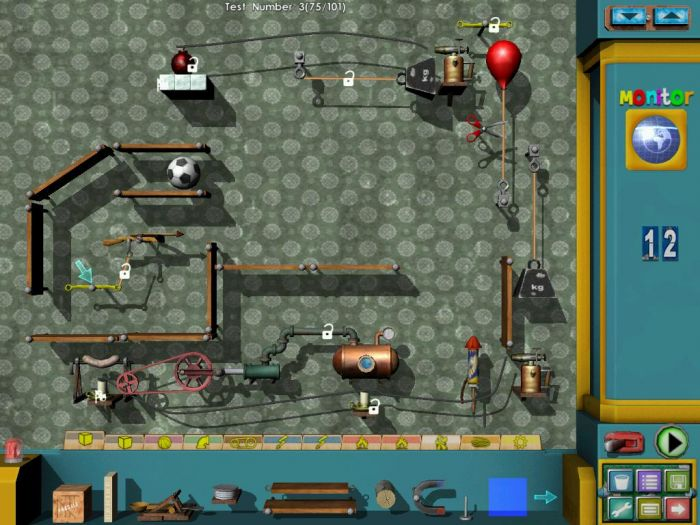 Crazy Machines   GameGrin Game Reviews, Previews, Everything