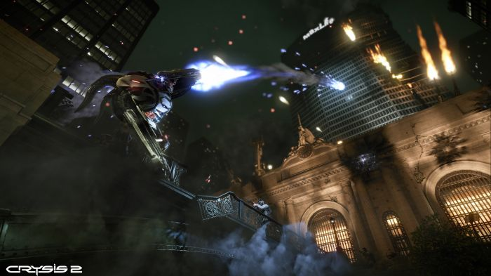 Crysis 2 Screenshots