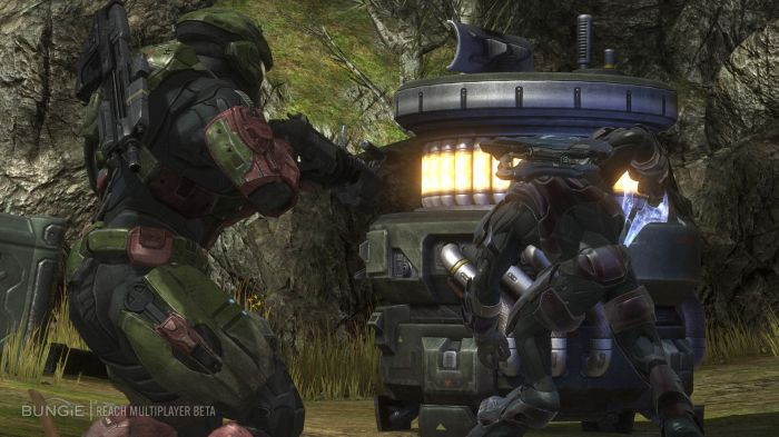 High Street Retailer GAME Unveil Exclusive Halo Reach Bundle