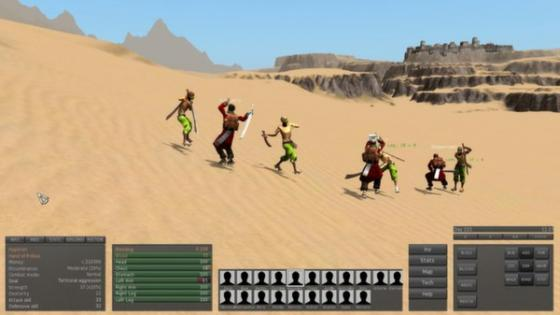 Kenshi Preview | GameGrin Game Reviews, Previews, Everything