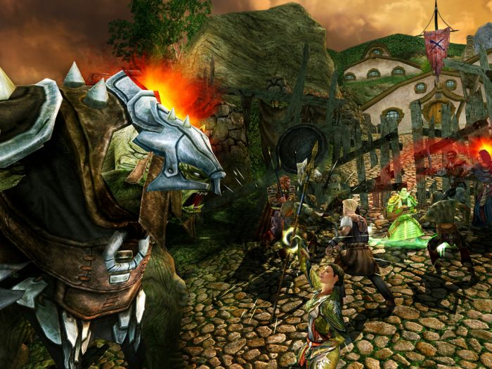 Lord of the Rings Online LoTRO Accounts - epicnpc.com