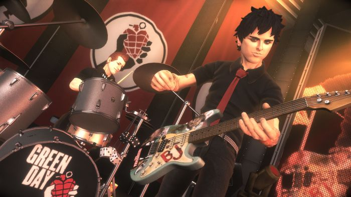 Harmonix announce Green Day: Rock Band tracklisting