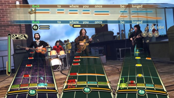 The Beatles Rock Band 3