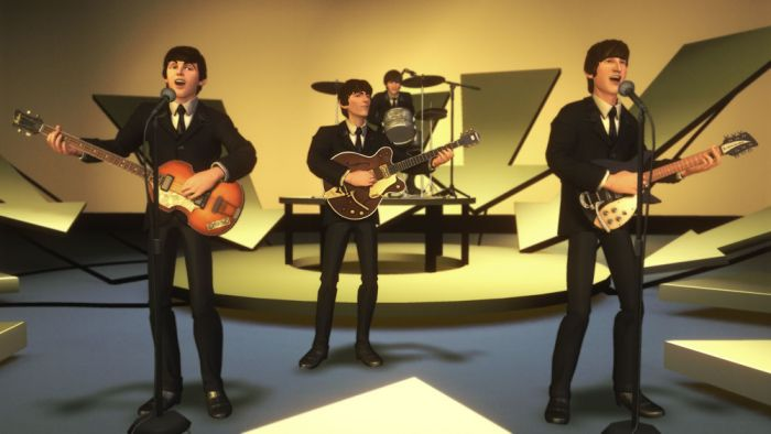 The Beatles No Hud 1