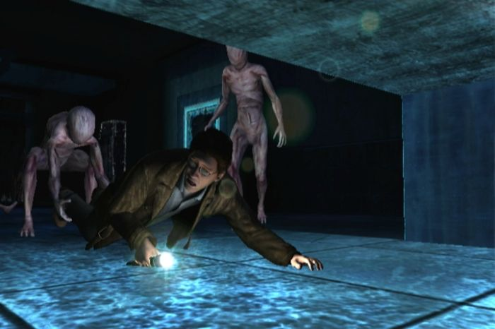 Silent Hill Shattered Memories Screenshot 1