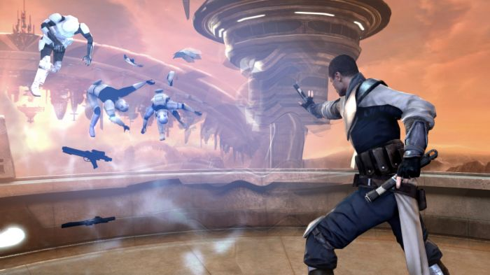 Star Wars The Force Unleashed 2 Screenshots