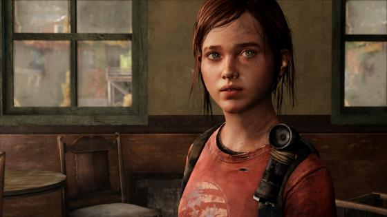 the last of us ellie