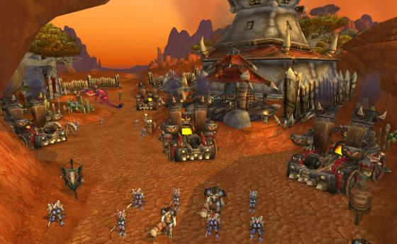 Patch 54 Raid Preview: Siege of Orgrimmar - WoW