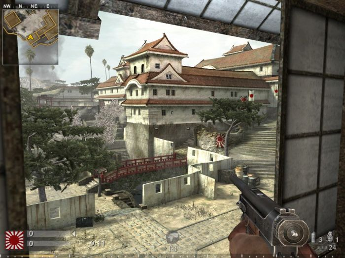 Call of Duty: World at War Multiplayer Beta PC Preview ...
