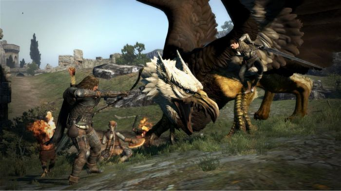 Dragon S Dogma Review Gamegrin