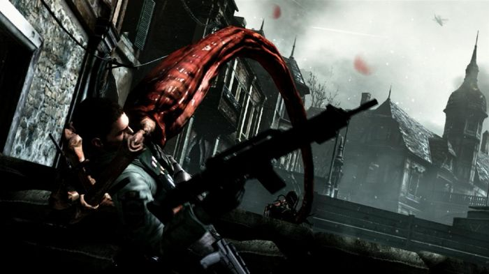 More Resident Evil 6 Screenshots