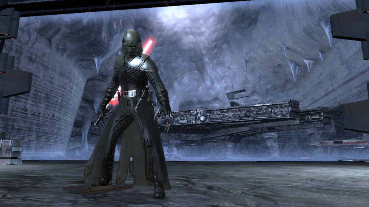 star wars force unleashed hoth ending a relationship